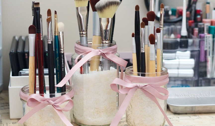 makeup organizing ideas